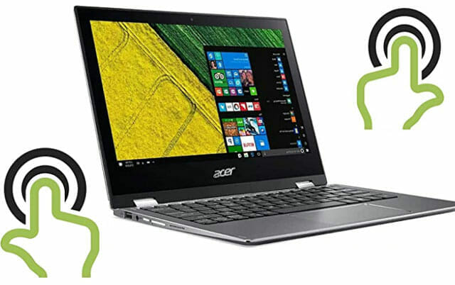 Acer Performance Multi-Touch