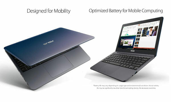 VivoBook L203MA Ultra-Thin Laptop by ASUS