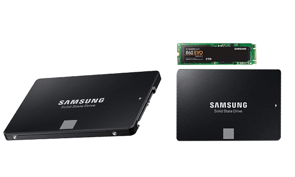 ssd for writers laptops