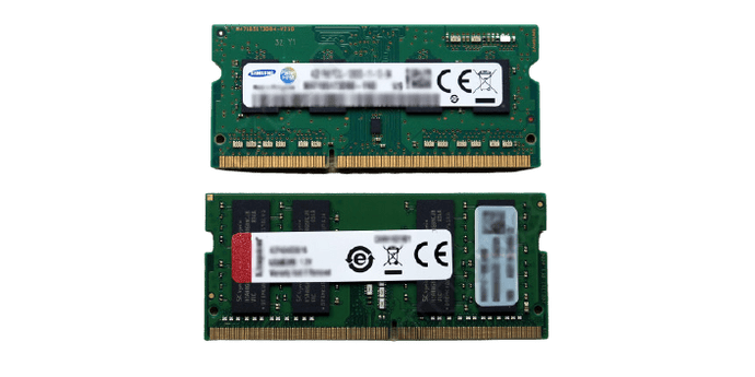 DDR3 and DDR4 computer memory