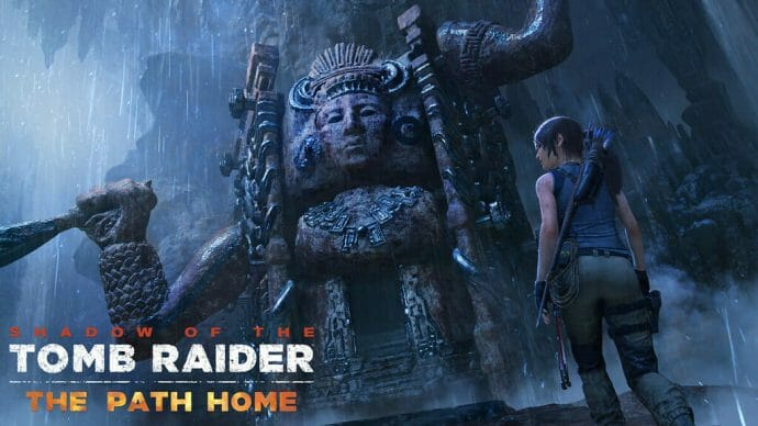 Tomb Raider game features